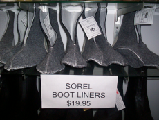 Sorel Boot Liners >> Harold S Shoe Repair Minnesota Saint Paul Product Overview