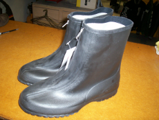 Tingley zipper boots